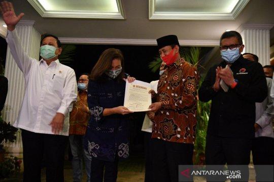 Rekomendasi partai Gerindra pada pilkada Tangerang Selatan 2020
