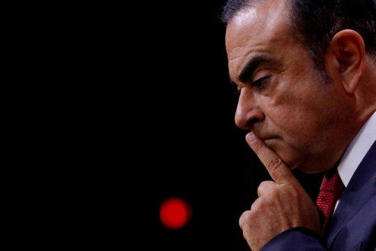 Ghosn sebut aliansi Renault kekurangan sosok pemimpin