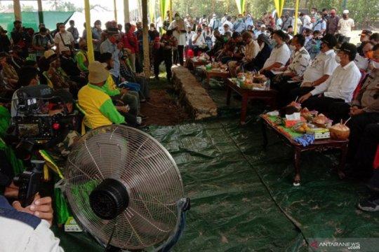 Perusahaan eksplorasi pasir laut di Lampung Timur segera dihentikan