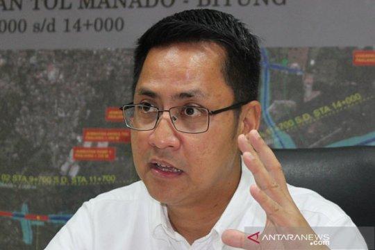 Presiden Jokowi resmikan jalan tol Manado-Bitung, Rabu