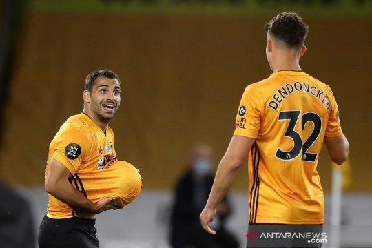 Wolverhampton tanpa Jonny hingga Liga Europa berakhir