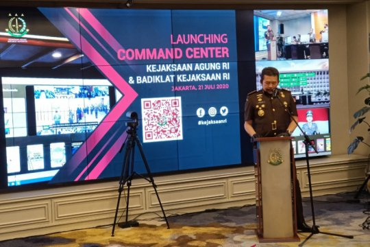 Command Centerdigitalisasi birokrasi ciptakan transparansi Kejaksaan