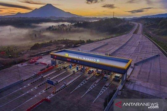BI: sistem pembayaran nontunai tol Manado-Bitung siap beroperasi