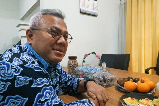 KPU berlakukan WFH, satu pegawainya positif COVID-19