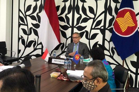 Indonesia dorong ASEAN Plus Three bekerja sama untuk pemulihan ekonomi