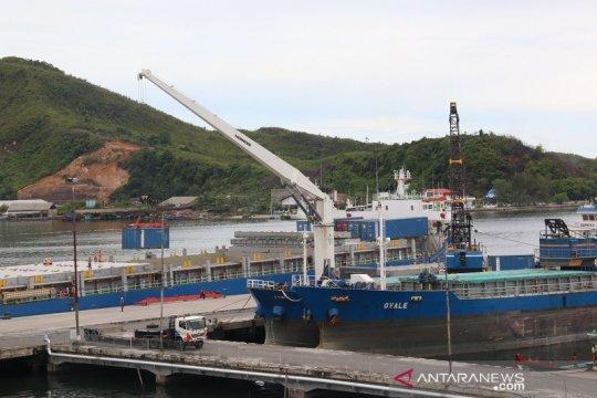Pelabuhan Sibolga dongkrak ekspor kawasan pantai barat Sumatera Utara