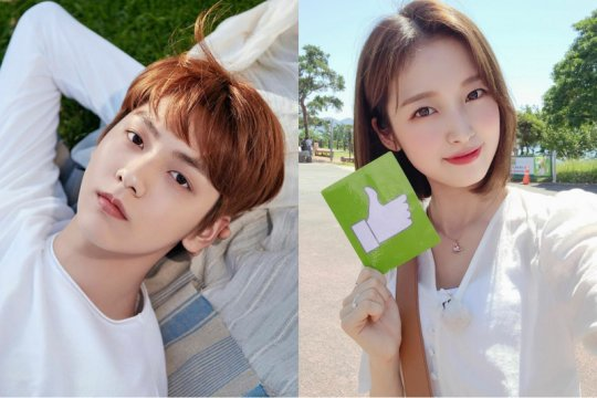 "Soobin TXT dan Arin Oh My Girl jadi MC baru ""Music Bank"""