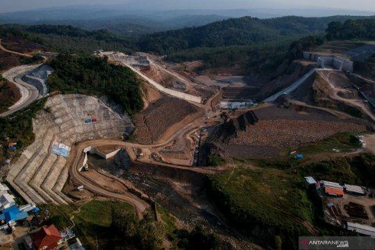Proyek bendungan Cipanas Subang