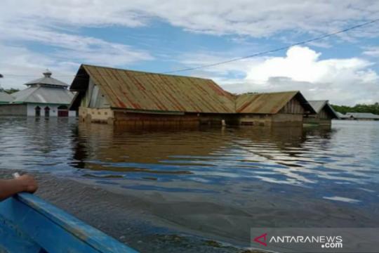 Banjir di Konawe Sultra meluas ke 62 desa