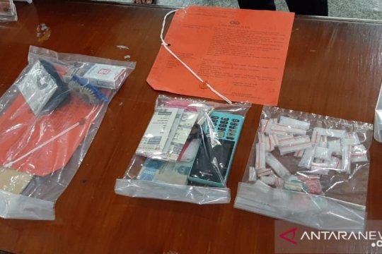 Polres Bangka amankan barang bukti penyalahgunaan narkotika