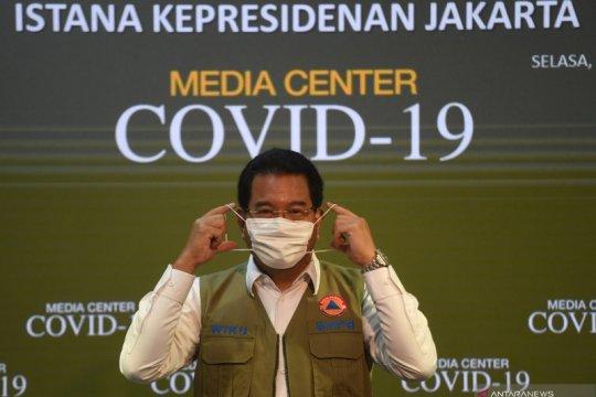 Jubir Satgas : Pemerintah tidak menutupi data COVID-19