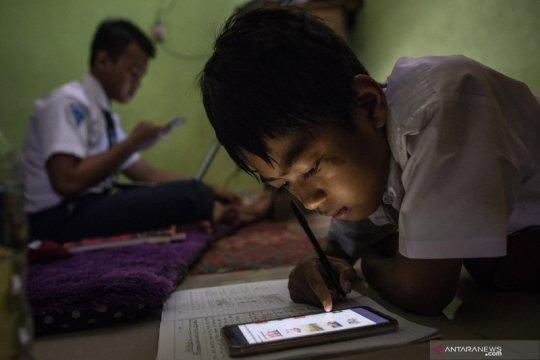 Anies diminta kerja sama dengan provider dukung belajar dari rumah