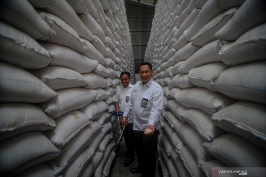 Bulog catat omzet penjualan beras lewat e-commerce meningkat 74 persen