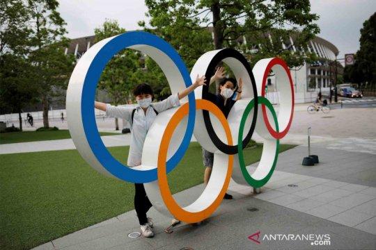 Seluruh atlet Olimpiade Tokyo akan diwajibkan jalani tes COVID-19