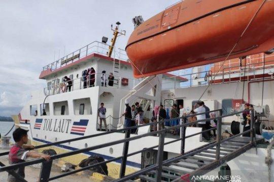 Tak ada BBM, Penumpang kapal di Aceh Jaya dua hari tidur di pelabuhan