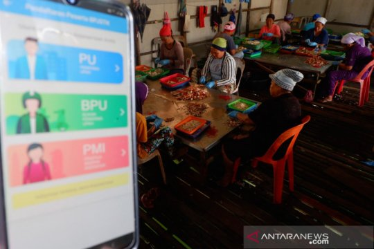 4.839 pekerja sektor informal di Anambas Kepri dilindungi BPJAMSOSTEK