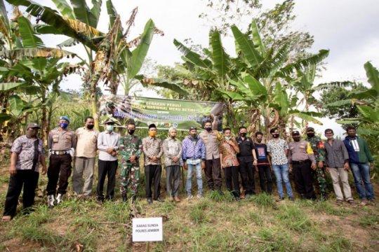 TN Meru Betiri Jatim jalankan pola kemitraan konservasi