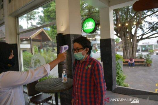 Pelaku pariwisata diminta terapkan protokol kesehatan dengan benar