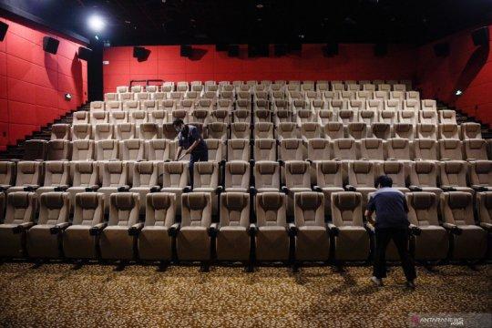 Bioskop di Beijing akan dibuka kembali