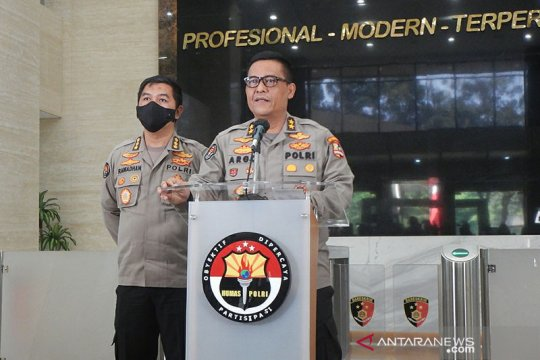 Kasus pidana Brigjen Prasetijo Utomo naik ke tahap penyidikan