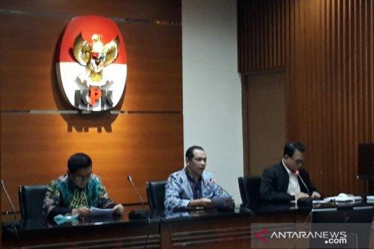 KPK tahan 11 mantan Anggota DPRD Sumut