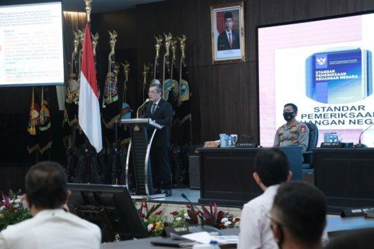 Jenderal Polisi Idham Aziz siap tindaklanjuti rekomendasi BPK