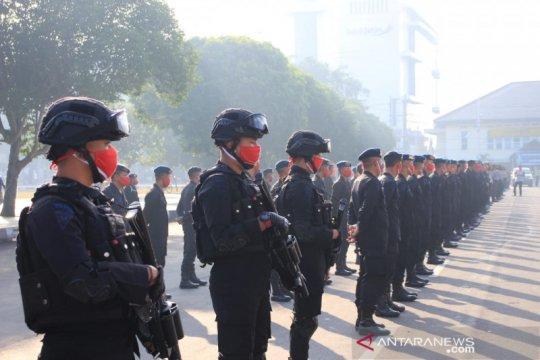 Seribu personel amankan paripurna Hak Menyatakan Pendapat DPRD Jember