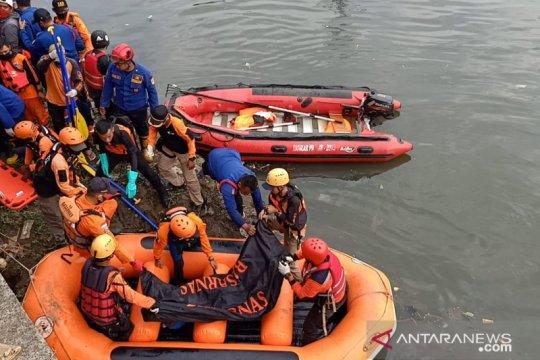 Remaja hilang di Kali Banjir Kanal Barat Tambora ditemukan meninggal