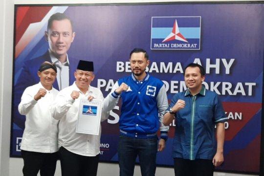 Yusuf Kohar-Tulus Purnomo kantongi rekomendasi Partai Demokrat