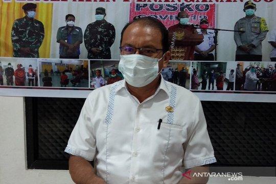 Pasien positif COVID-19 Kota Sorong meningkat menjadi 153 orang