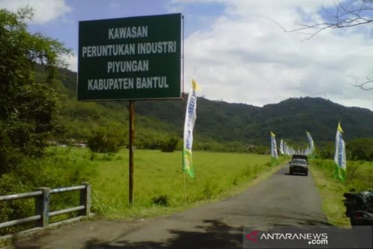 Bantul tawarkan tiga lokasi kawasan industri bagi pengusaha ekspor
