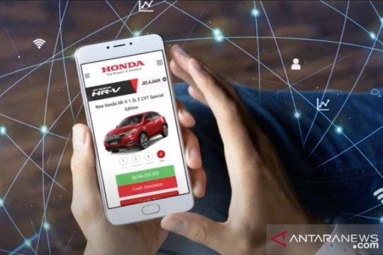 "Honda dorong penjualan mobil daring lewat ""DRIVE Virtual Expo"""