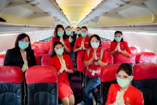 AirAsia catatkan pemesanan tiket 400 persen pascapengoperasian kembali