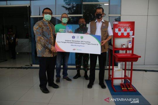 48 ribu keluarga di Jakarta peroleh fasiltas cuci tangan