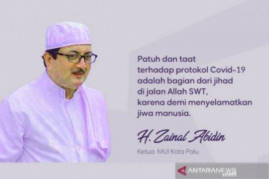 Ketua MUI Palu: Idul Adha refleksi perjuangan Ibrahim-Ismail