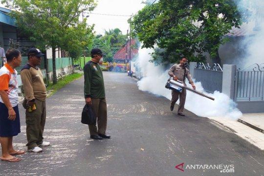 Penderita DBD terbanyak di Sumsel disandang Kota Palembang