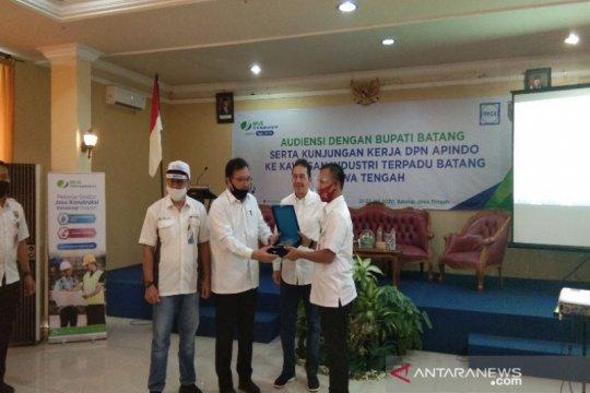 BP Jamsostek gandeng Apindo dukung pembangunan KIT Batang