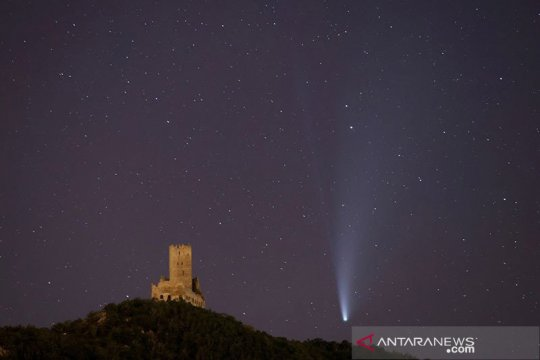 Lapan: Saksikan Komet Neowise melintas terdekat ke Bumi pada 23 Juli