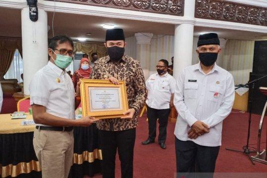 Padang Panjang ditetapkan sebagai Kota Koperasi Syariah di Sumbar