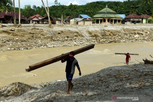 BNPB: Pemda Luwu Utara terus lakukan penanganan darurat banjir bandang
