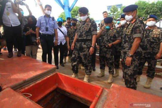 Edhy Prabowo pastikan tidak ada ruang bagi penangkapan ikan ilegal