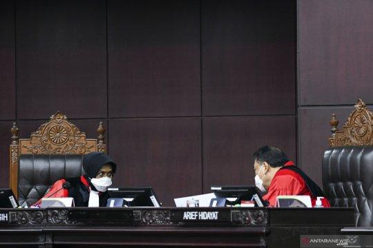 Hakim MK tegur pemohon sengketa pilkada lakukan perbaikan terselubung