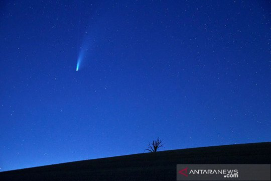 Lapan: Komet Neowise terlihat baik setelah maghrib