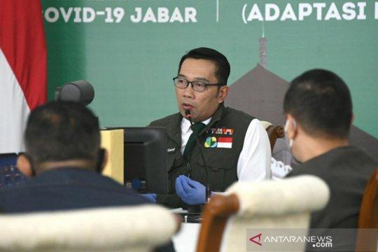 Jawa Barat waspadai persebaran COVID-19 dari luar daerah