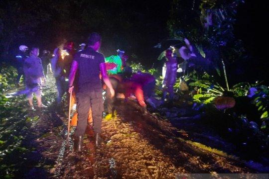 BPBD Padang Pariaman catat empat kejadian bencana