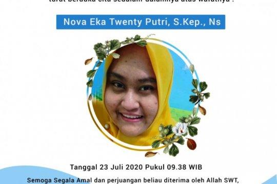 Perawat RSUA Surabaya meninggal dunia akibat COVID-19