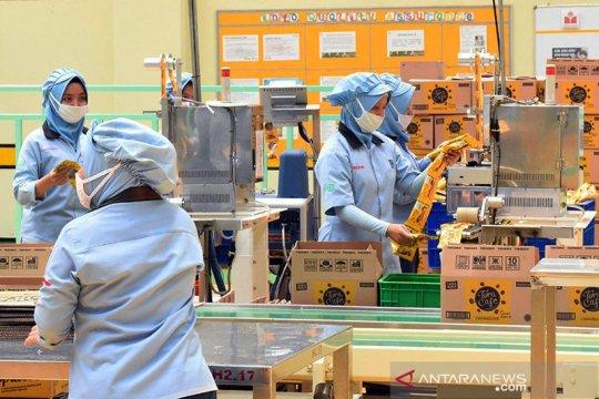 Kemenperin: Industri makanan dan minuman penyumbang ekspor terbesar