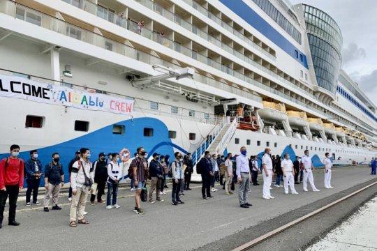 ABK WNI kembali bekerja di kapal pesiar Jerman