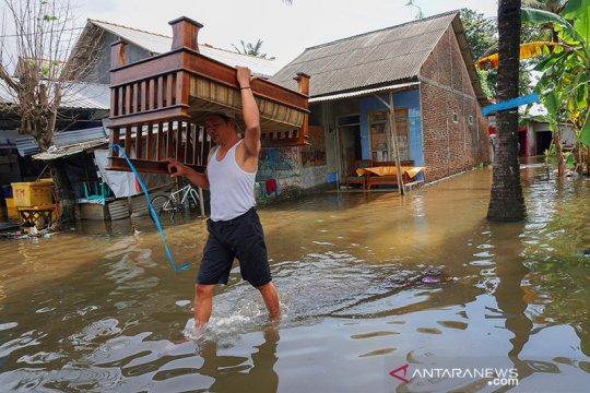 BMKG: Waspadai potensi rob di pesisir selatan Jabar-Yogyakarta