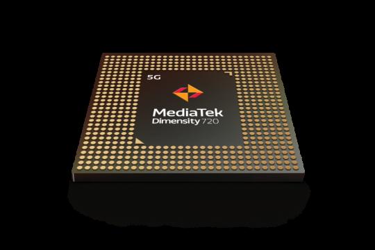 MediaTek umumkan chip 5G untuk ponsel menengah, Dimensity 720